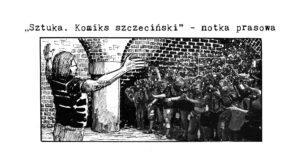Sztuka. Komiks szczeciński