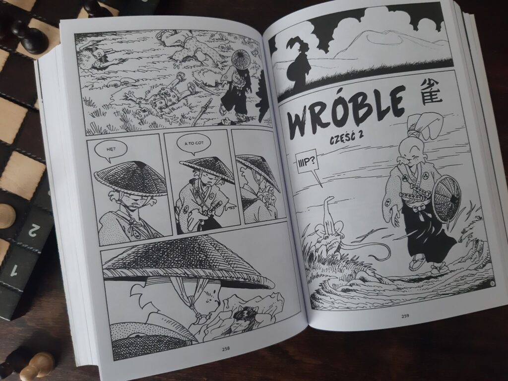 Usagi Yojimbo Saga. Księga 6
