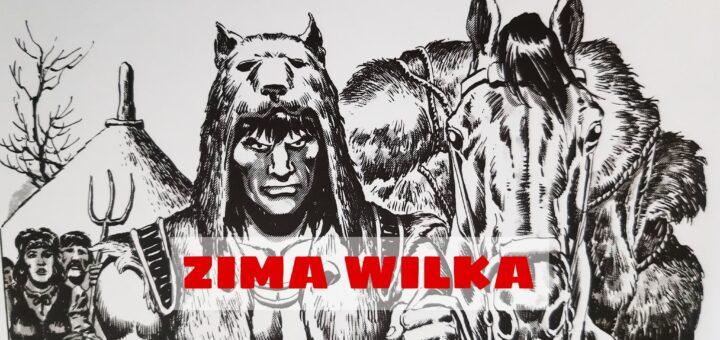 zima wilka