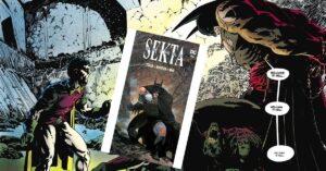 Batman. Sekta - W cieniu Mrocznego Rycerza