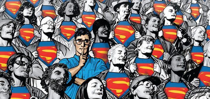 Superman. Amerykański obcy