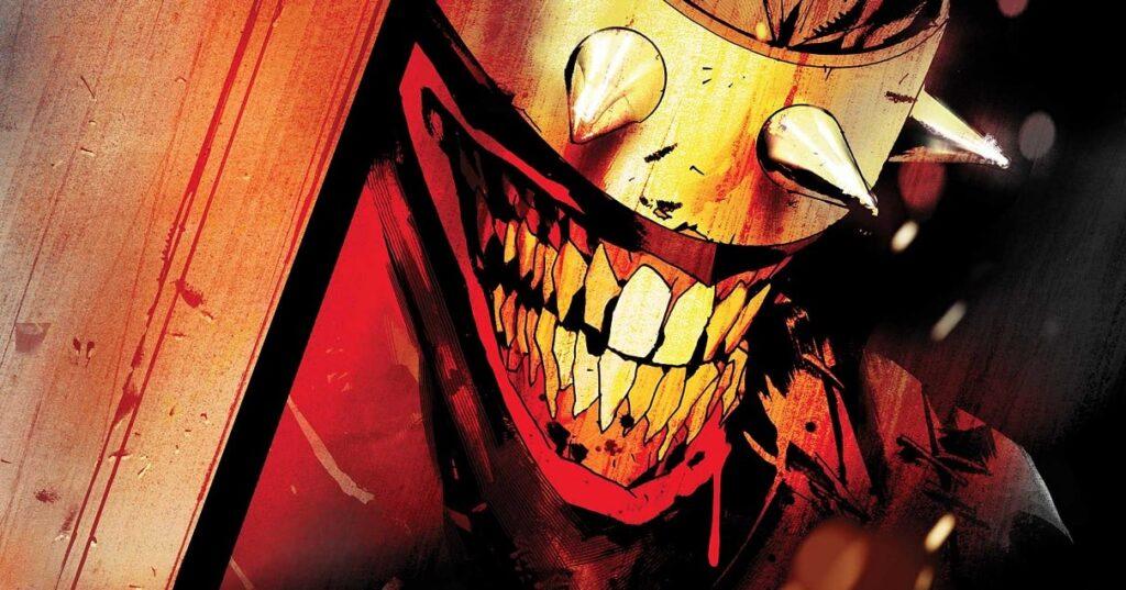Batman, który się śmieje