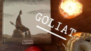 Goliat - wojownik znany z księgi Samuela, czy zwykły korpoludek?