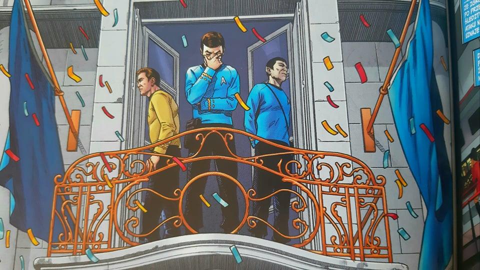 Star Trek. Rok Piąty