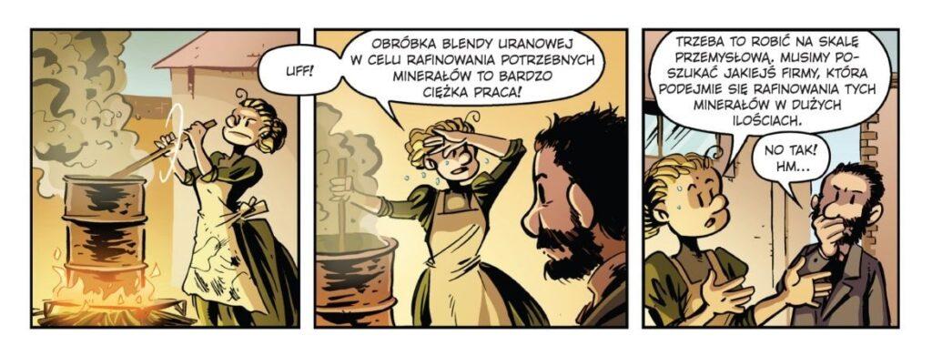 Najwybitniejsi Naukowcy. Maria Skłodowska-Curie. Pierwiastki promieniotwórcze