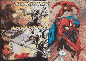 Ultimate Spider-Man kadr 1